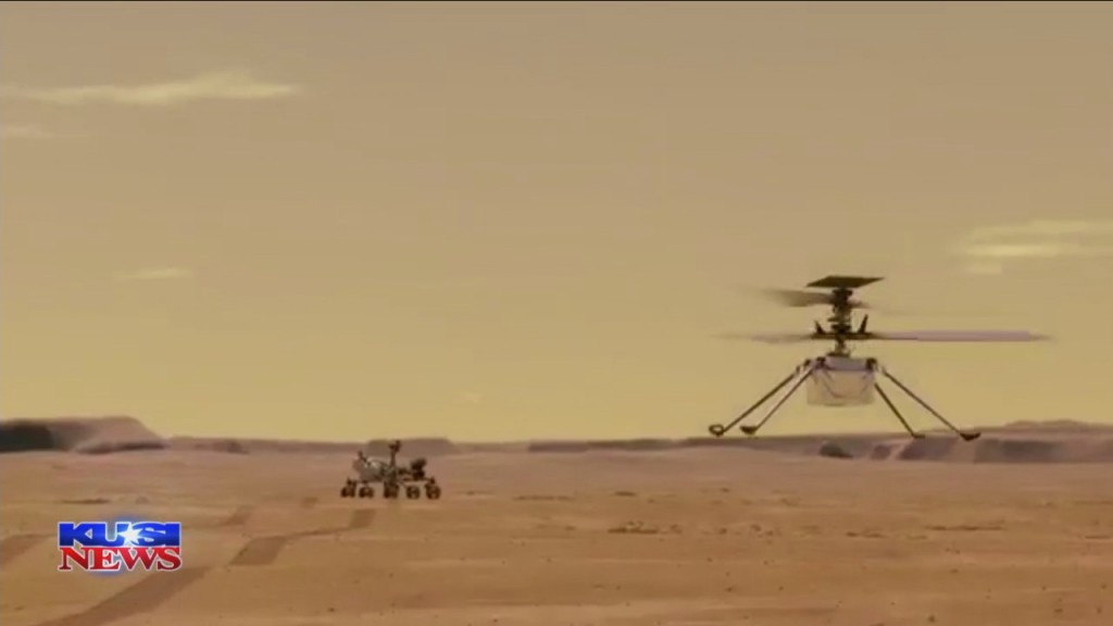 Dave Scott's World Of Wonder Mars Perserverance Rover
