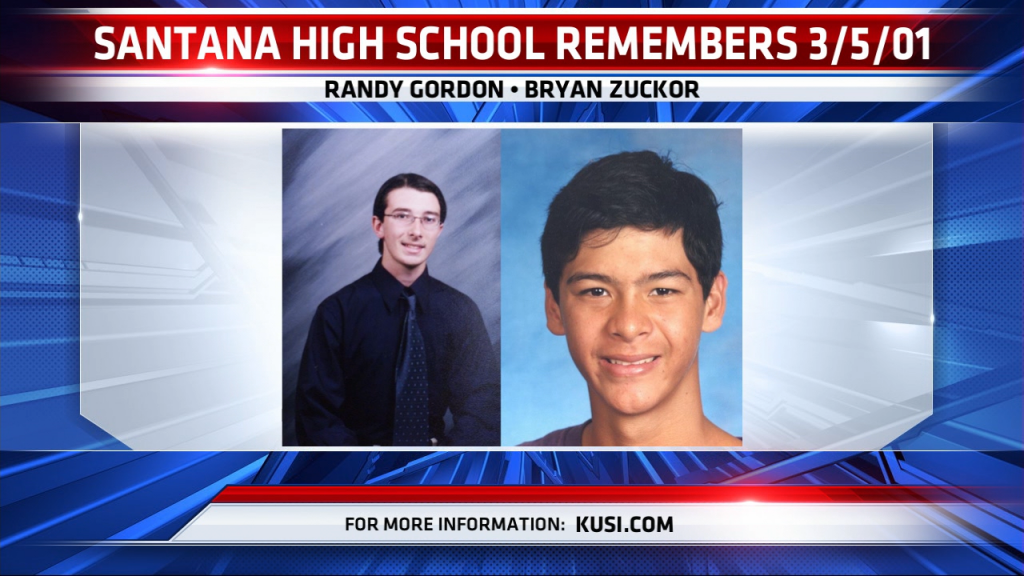 Santana High School Shooting Victims