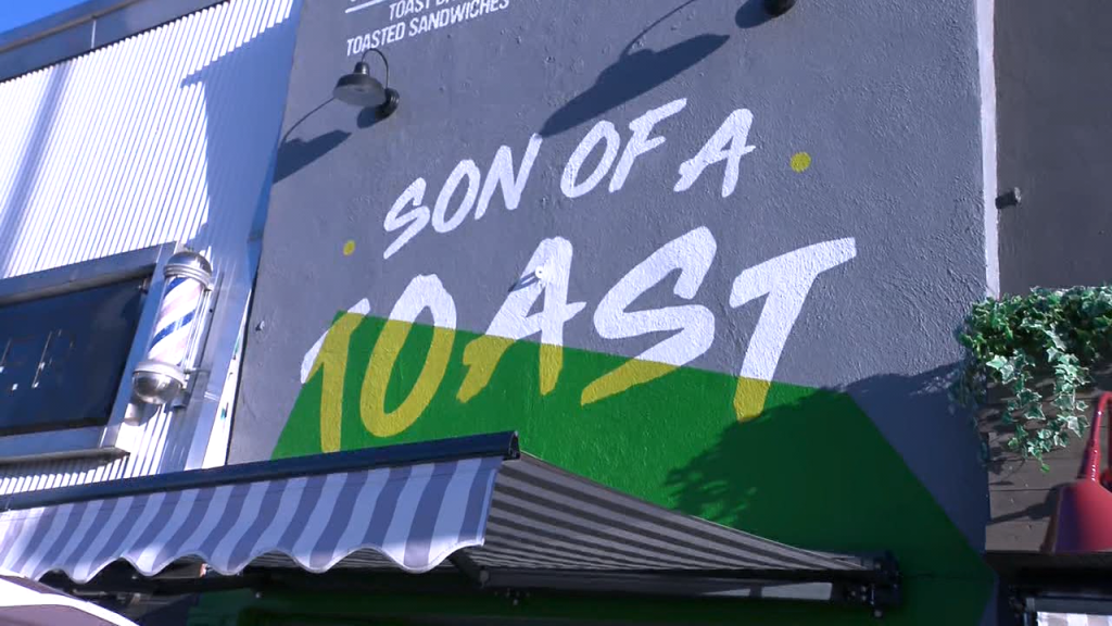 Son Of A Toast Storefront