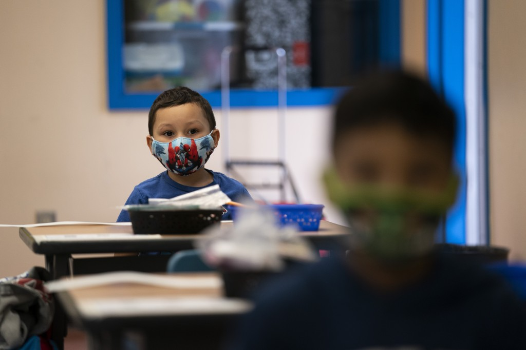 Virus Outbreak California Schools
