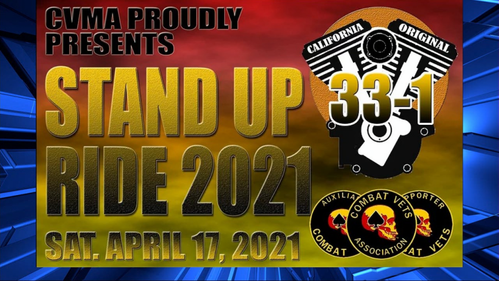 Stand Up Ride 2021