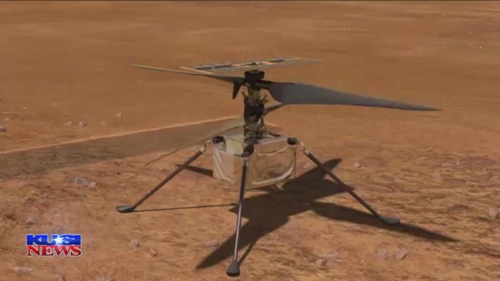Dave Scott's World Of Wonder: Mars Ingenuity