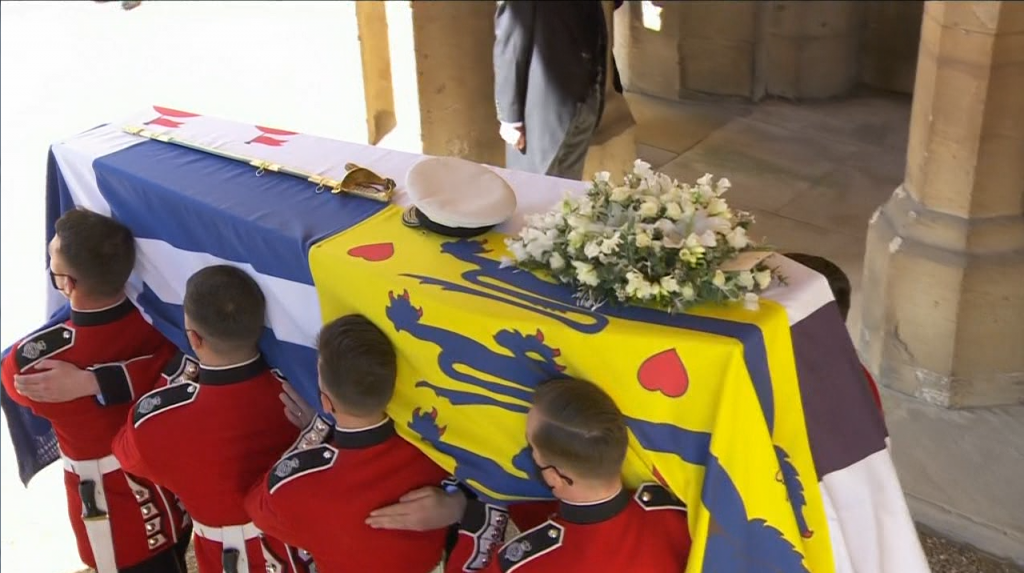 Prince Phillip Funeral
