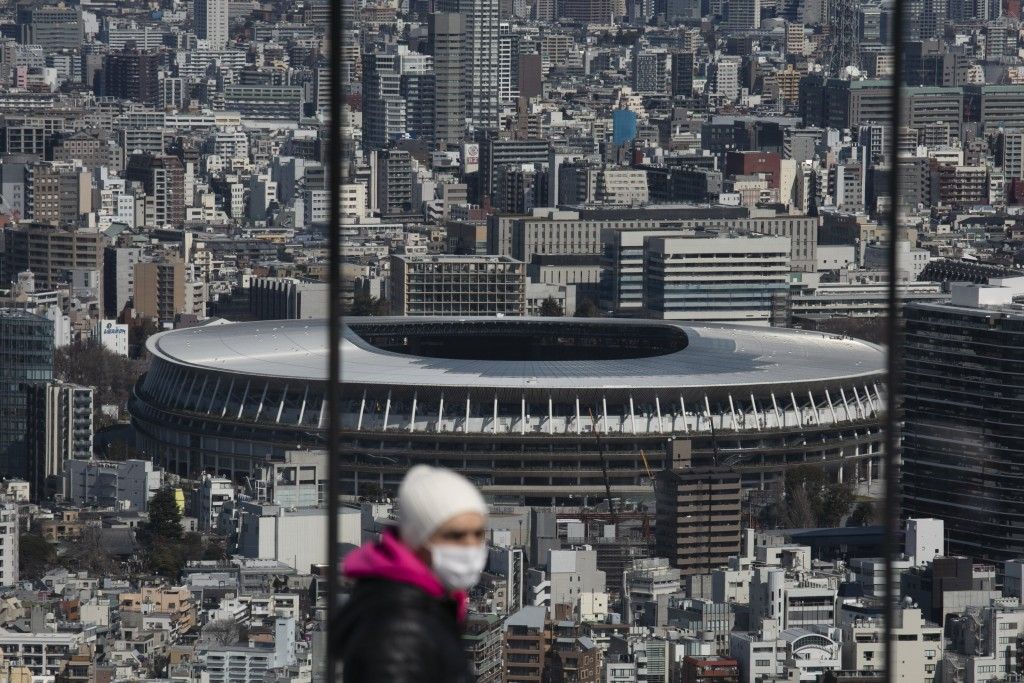 Olympics Tokyo 100 Days