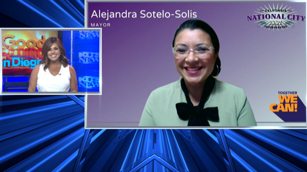 Mayor Alejandra Sotelo Solis 5