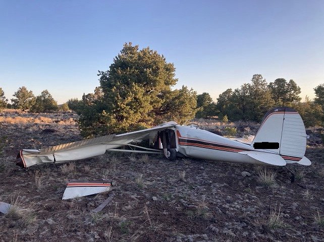 Cococino Plane Crash
