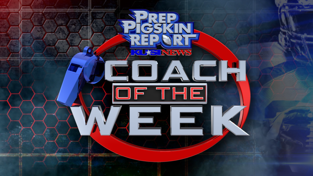 Fs Coach Of The Week
