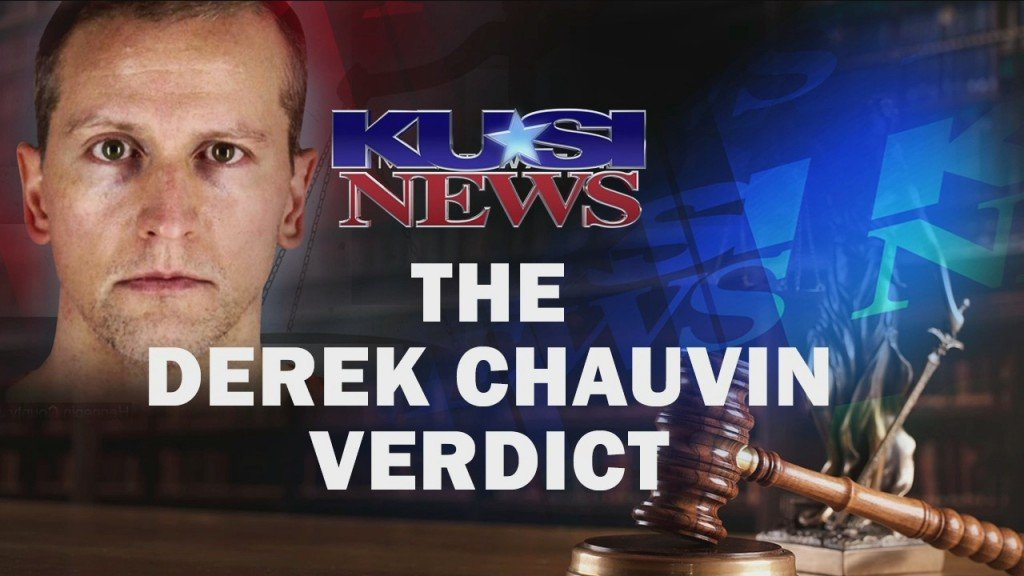 Ex Minneapolis Officer Derek Chauvin Convicted Of Murder And Manslaughter In George Floyd Death