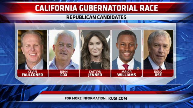 California, Gubernatorial Race, Kevin Jackson
