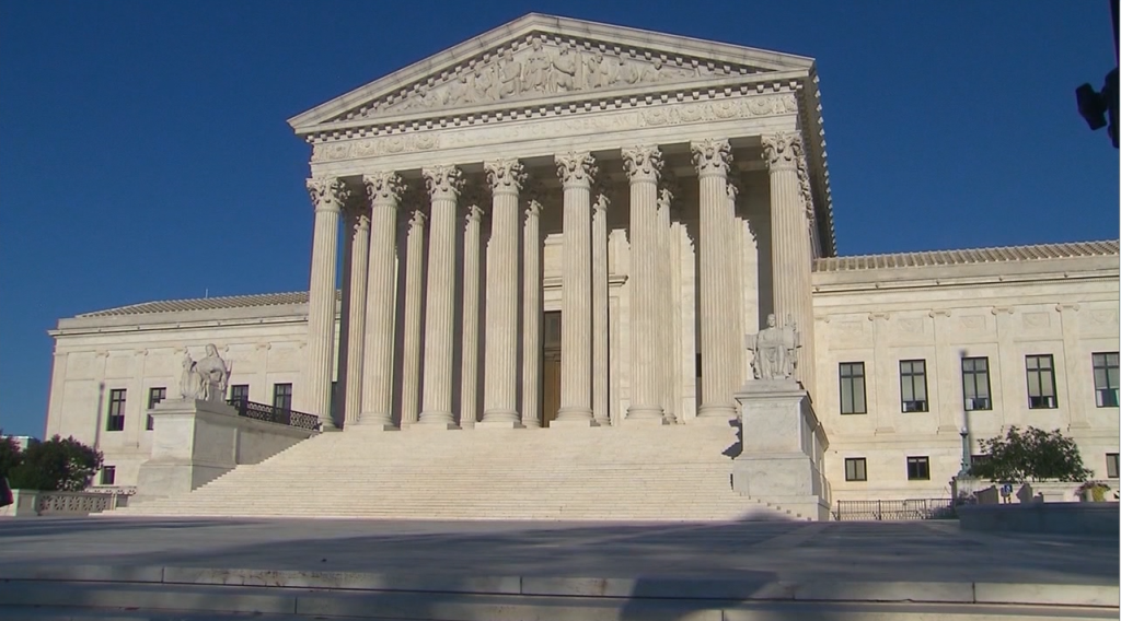 Supreme Court Outside