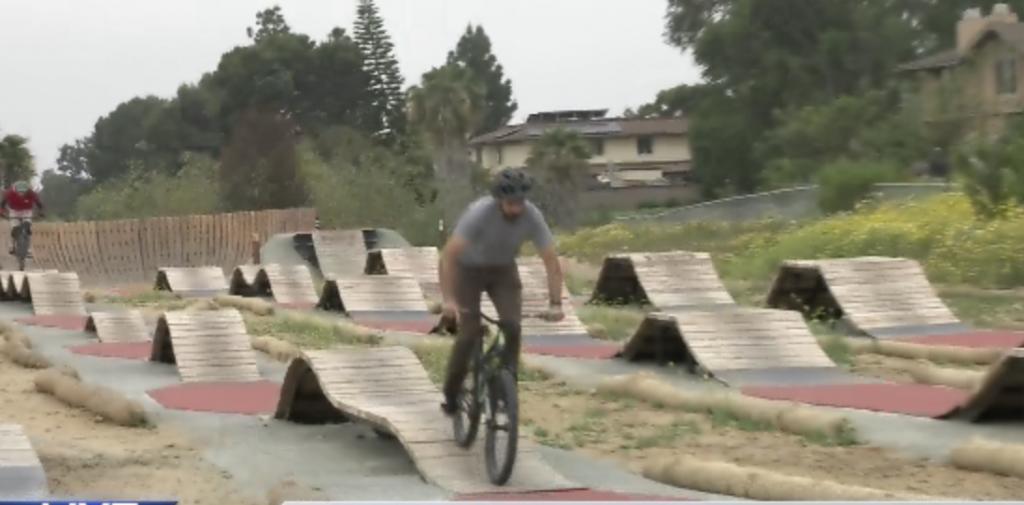 The Greg Cox Bike Park Opens In Otay Valley Regional Park