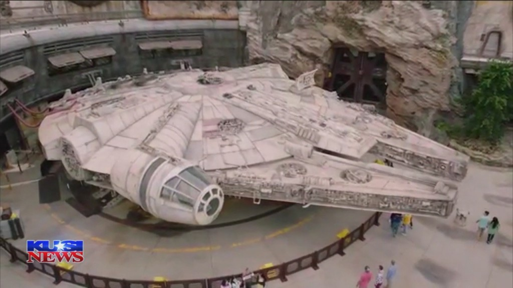World Of Wonder: Star Wars Park