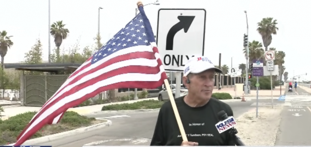 68 Year Old, Mike Rouse Ran 31 Miles Every Day In May To Honor The Legacies Of 31 Fallen Service Members