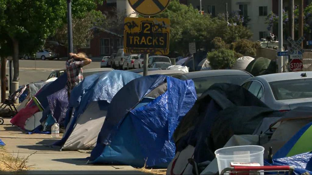 Homeless Camp 2