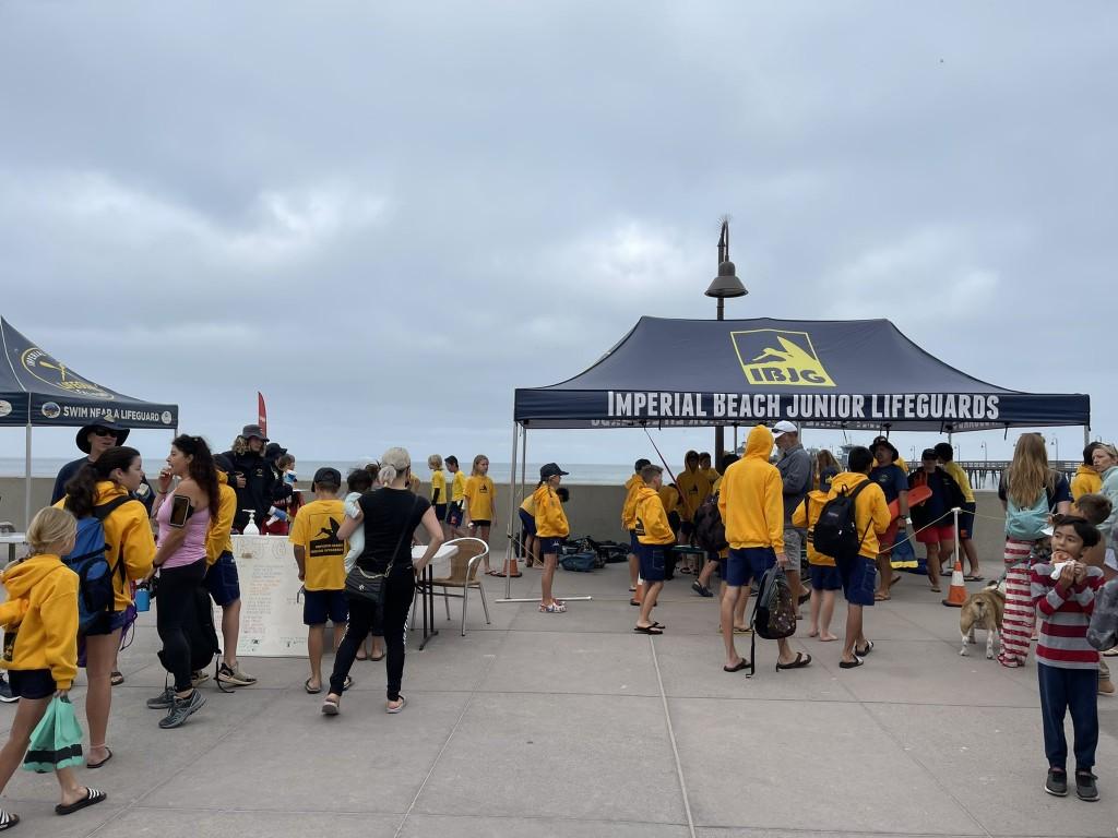 Junior Lifeguard Program Kicks Off In Imperial Beach