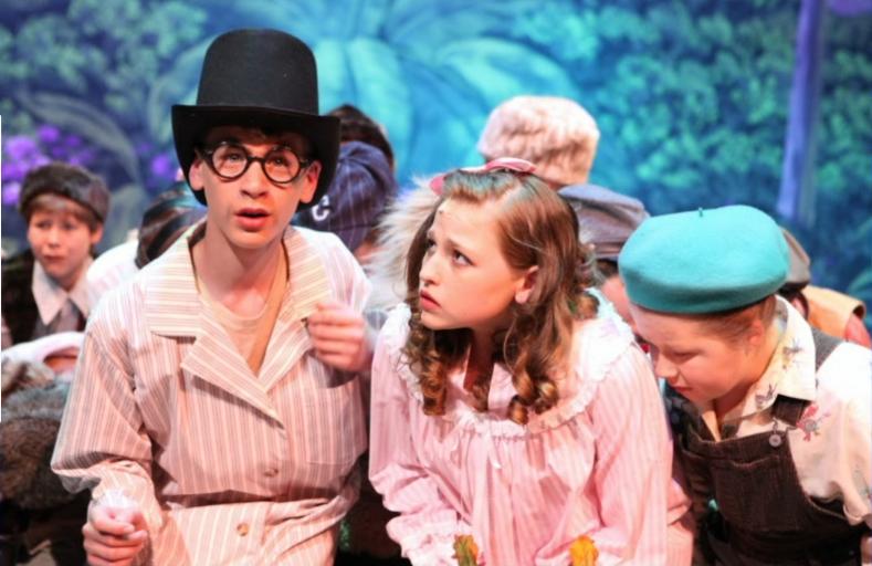 Peter Pan Junior Theater 2