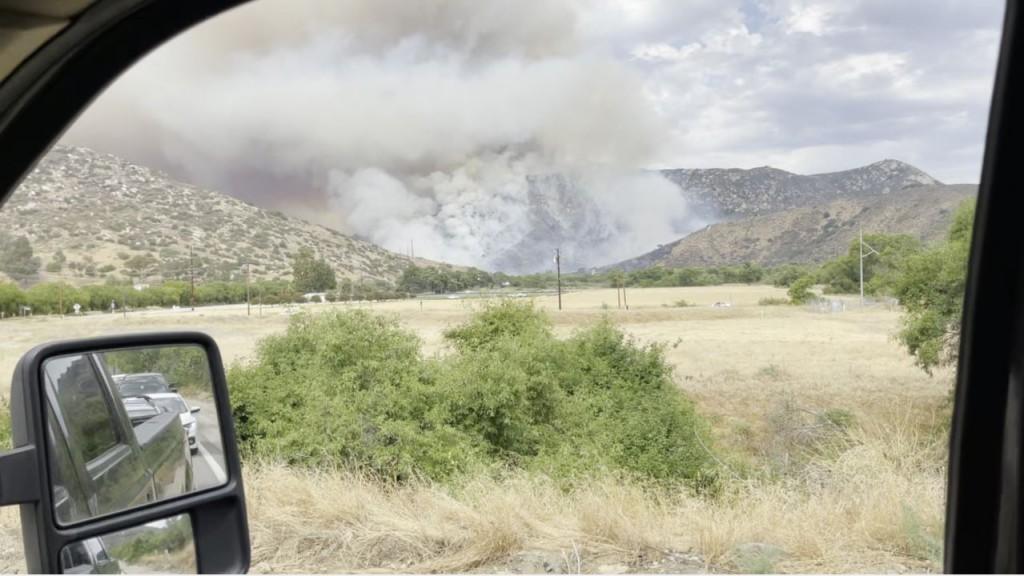 Mesa Fire 2