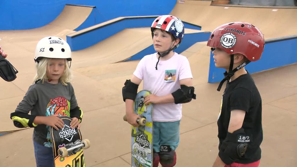 Mission Beach Little Skater Bros