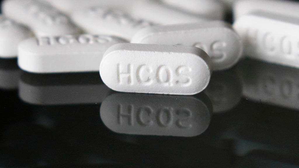 Hydroxychloroquine Featured