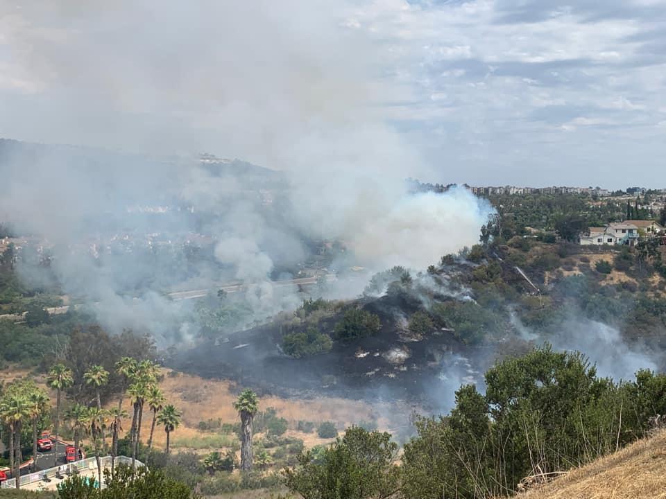 Mira Mesa Fire