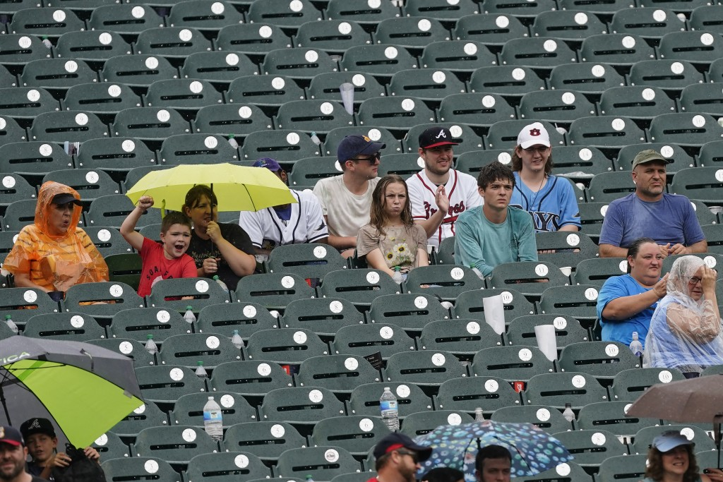 Rays Braves Baseball