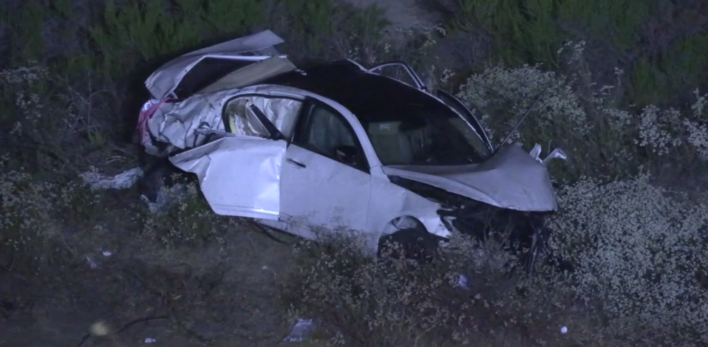 Car Crash Dui Woman Toddler
