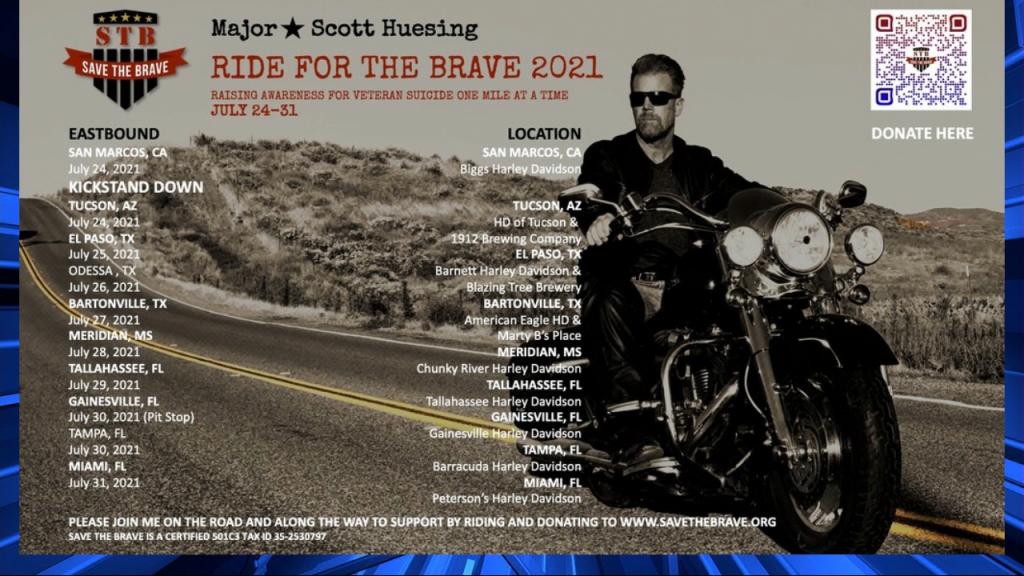 Major Scott Huesing