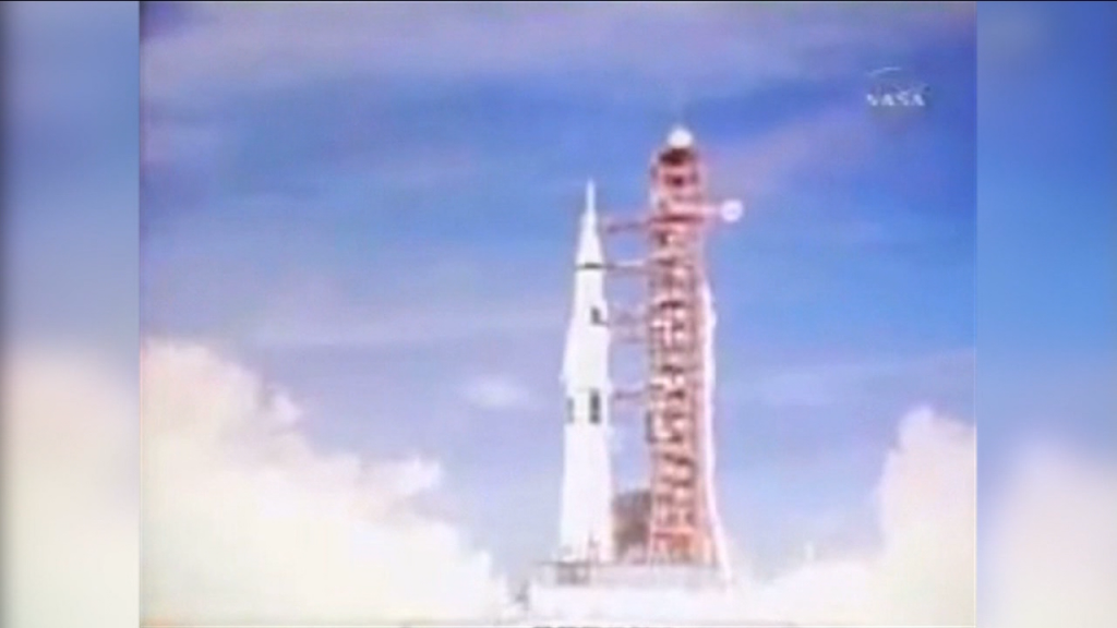Celebrating The 50th Anniversary Of The Apollo 15 Launch