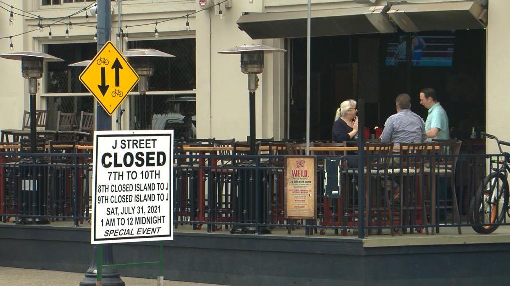 Closed Restaurants