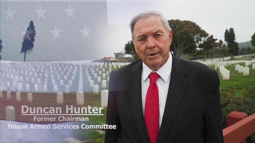 Duncan Hunter Sr