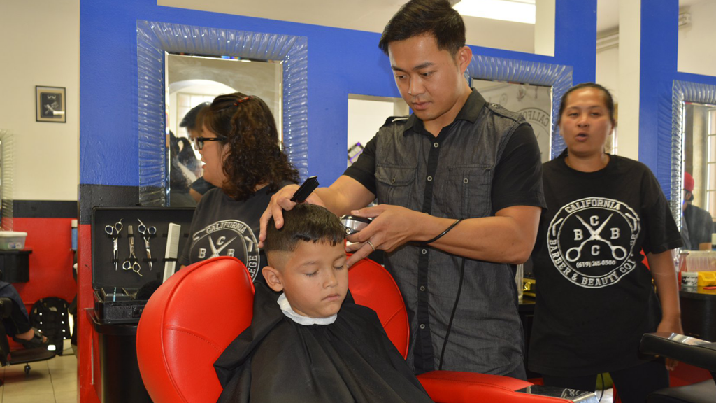 Himmel Haircut Drive