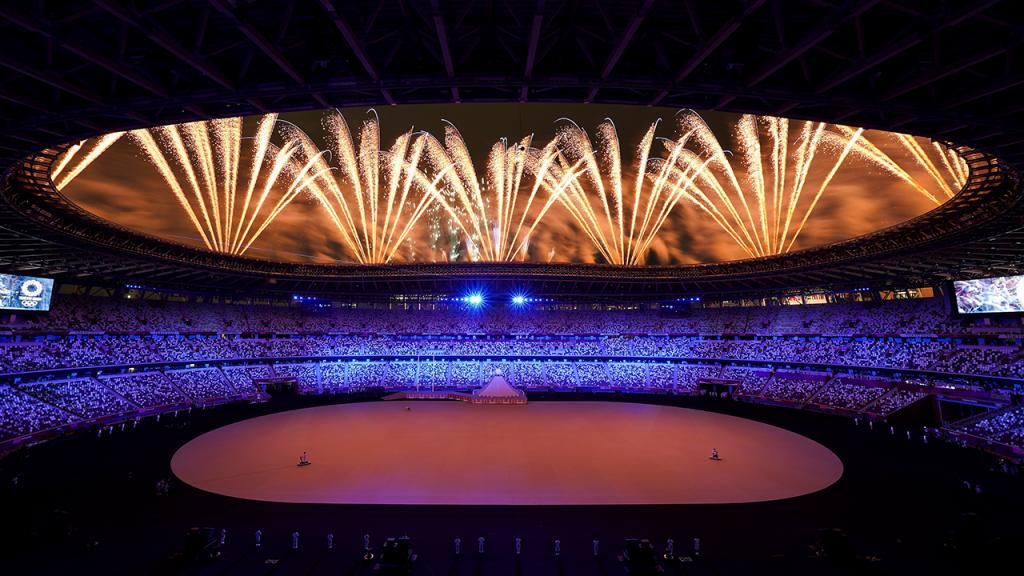 Japan Olympics Opening Ceremony 2021