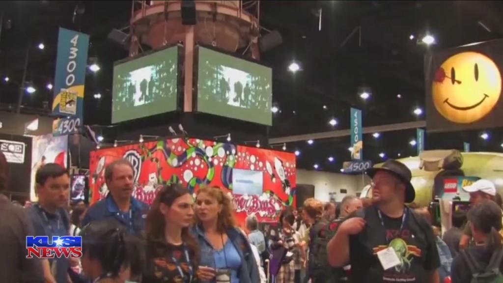 World Of Wonder: The Origins Of Comic Con