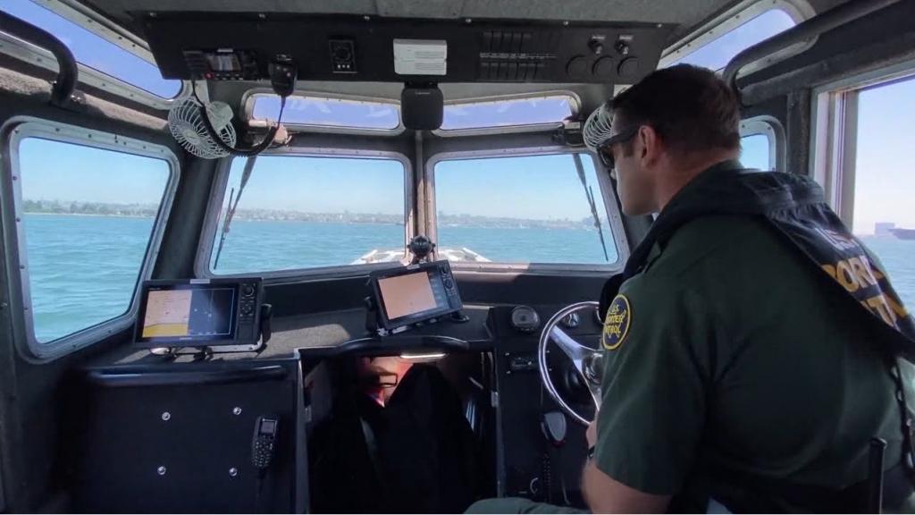 Border Patrol Maritime