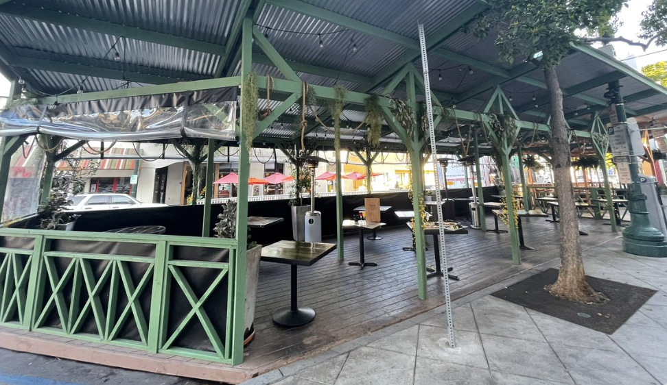 Farmer's Table To Discuss How Losing Outdoor Patios Would Be Another Setback For Restaurants