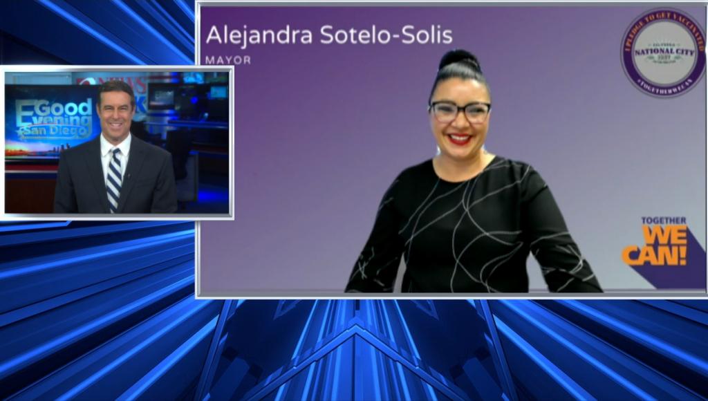 Mayor Alejandra Sotelo Solis 7