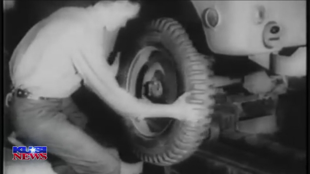 World Of Wonder: Wwii Assembly Line Workers