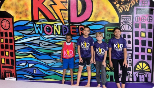 Kidwonder Is San Diego's First Kinetic Learning Academy