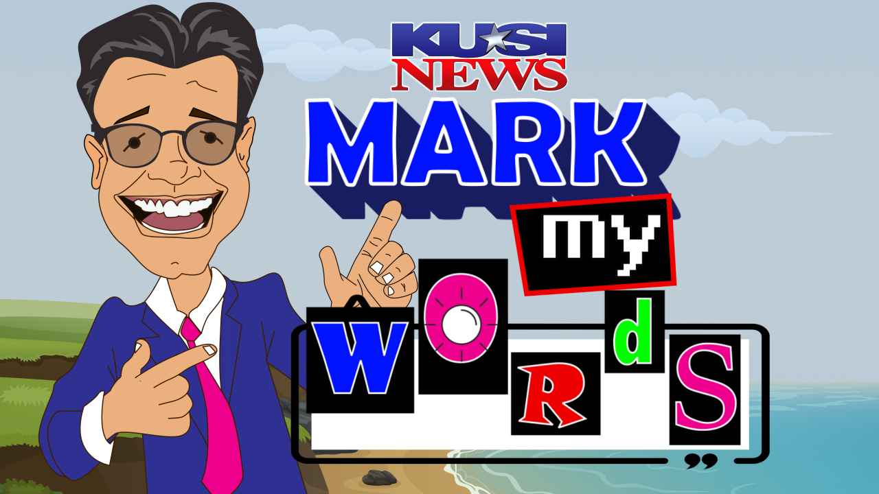 Mark My Words Poster 720