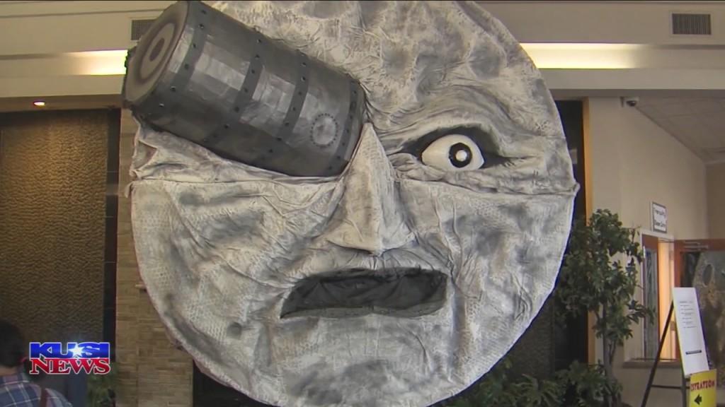 World Of Wonder: Robert Maya's Man In The Moon
