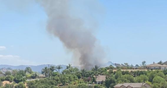 Valley Center Fire