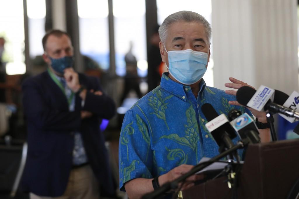 Virus Outbreak Hawaii