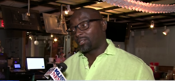 Owner Of The Dot Cocktail Lounge Encourages People To Vote In The Recall Election
