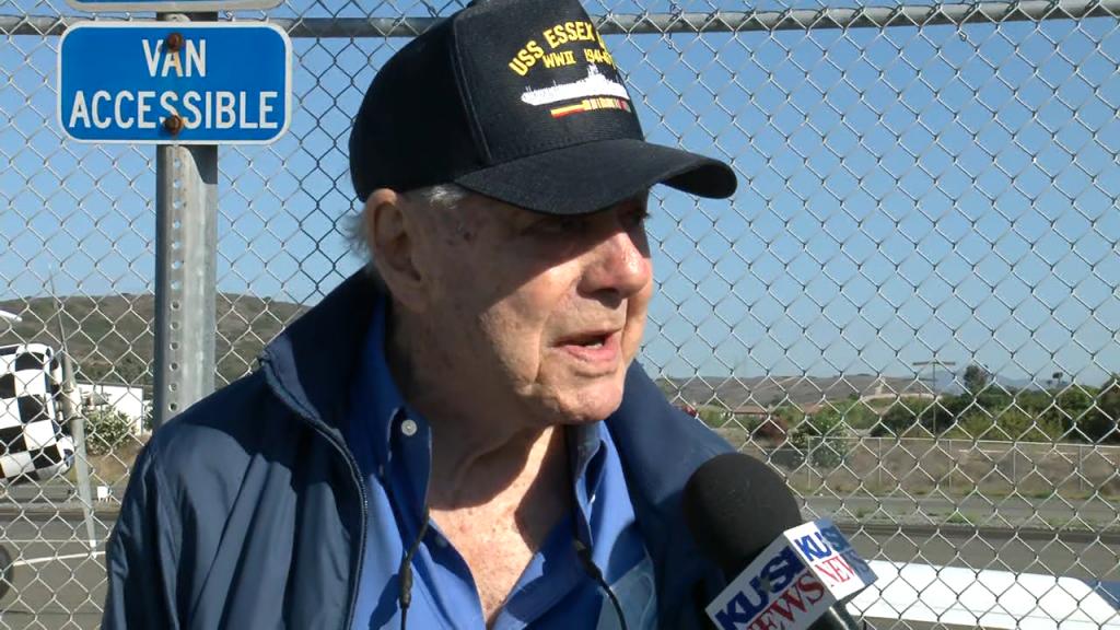 Wwii Veteran Howard Kern