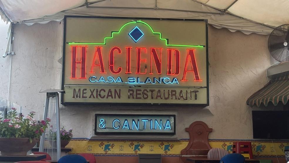 Hacienda Casa Blanca Is Hiring For All Positions At The Restaurant