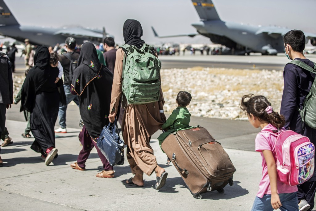 Afghanistan Immigrant Families