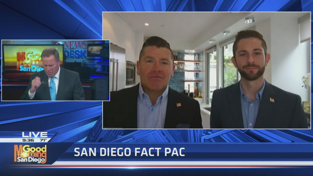 New Political Action Committee Sd Fact Pac