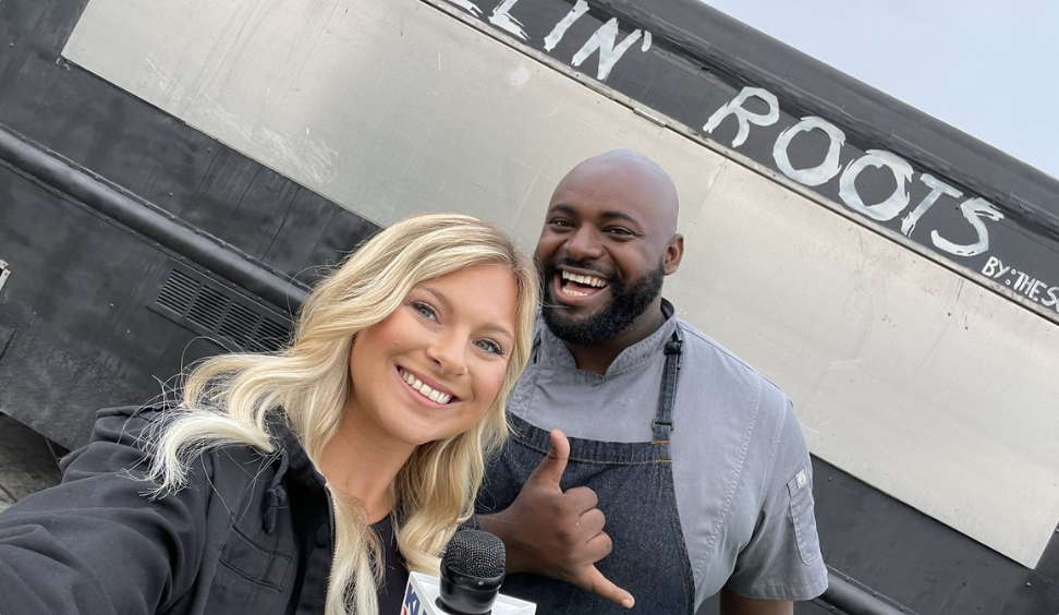 Rollin Roots Vegan Food Truck Owner Found Success During The Pandemic
