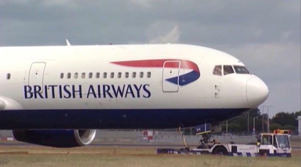 British Airway Plane