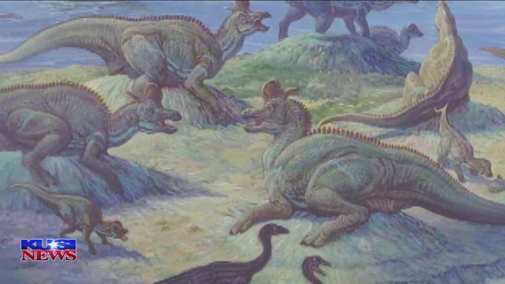World Of Wonder: William Stout's Prehistoric Murals